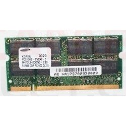 Tarjeta de memoria 512MB DDR PC2100 CL2.5 M470L6423DN0-CB0