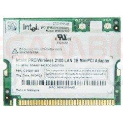 Tarjeta inalambrica 2100 LAN 3B MinPCI adapter 000CF10C1CFE