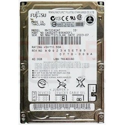 Disco duro FUJITSU MHT2040AT 40GB ATA