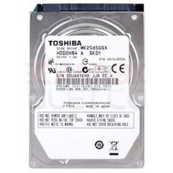 Disco duro TOSHIBA MK2546GSX 250GB SATA 3Gb/s