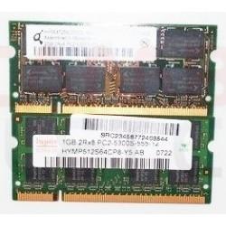 Tarjetas de memoria 2GB 2Rx8 PC2-5300S-555-12-F0/1GB 2Rx8 PC2-5300S-555-12 HYMP512S64CP8-Y5 AB 0722/HYS64T256020EDL-3S-C