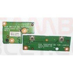 Tarjeta de botones L50RIO 35G5L5000-CO/ Tarjeta touchpad L50RIO 35G8L5000-CO
