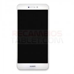 Pantalla completa Huawei P9 Lite 2017 blanca