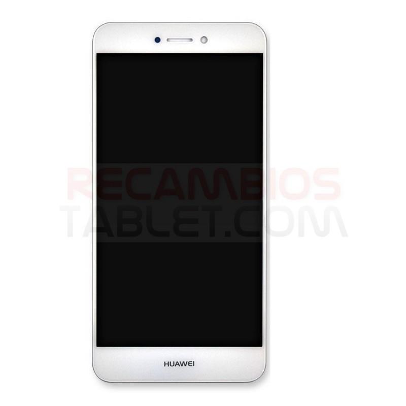 32cb4ae10ea Pantalla completa Huawei P9 Lite 2017 blanca. Loading zoom