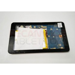 Placa base SPC GLEE 7B 2.1 con tapa gris