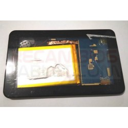 Placa base X-Treme X71 con tapa negra