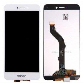 Pantalla completa Huawei Honor 8 blanca