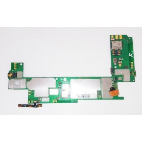 Placa base E72464 con botones de power y volumen y tornillos ZTE Light Tab 2 V9A