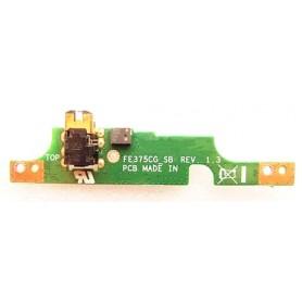 Placa conector auriculares FE375CG SB REV 1.3 Asus ME375 K019