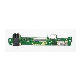 Tarjeta de conectores CP 8B94V-0 de usb y audio con tornillos Huawei Mediapad 10 Link S10-201L