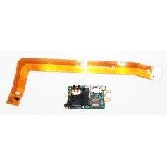Conector de cargador y auriculares y cable USB Bonsai 7_USB_FPC_B2 HP Slate 7 HD