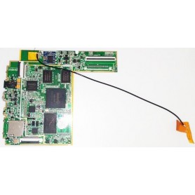 Placa base PC7588A_V1.1 con cable de antena y tornillos Wolder miTab JUMP