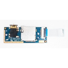 Placa conector auriculares TOPWISE-013 E788-EARBOARD Woxter Nimbus 80 Q