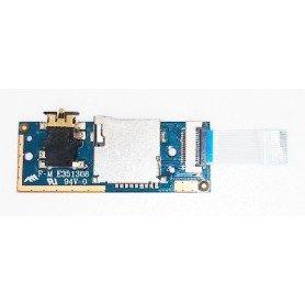 Placa conector auriculares TOPWISE-013 E788-EARBOARD Woxter Nimbus 80 Q