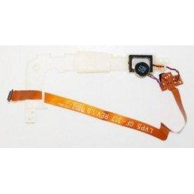 Cable flex LVP5 GF-317 REV:1.0 con altavoz, vibradores y tornillos Lenovo A5500-F