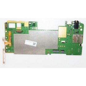Placa base LVP5 GA-399 REV:1A con botones de volumen y power y con tornillos Lenovo A5500-F