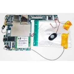 Placa base INET-K72EW-REV01 altavoces y Cable wifi Airis PhonePad 7AG