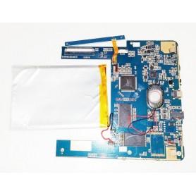 Placa base F12_E200_V1.3 altavoz y botones de power y volumen Energy Sistem Color eReader C7