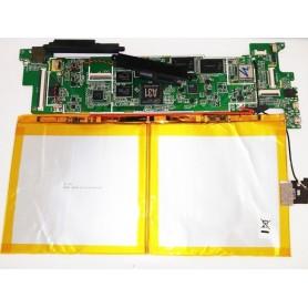 Placa base MA975Q9 altavoces, cable wifi y tornillos SPC Glow 9.7 quad core