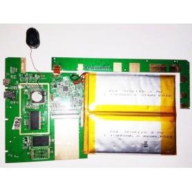 Placa base BK9002-E200-V1.1 botones de volumen y power y altavoz SPC Color MP5 eBook