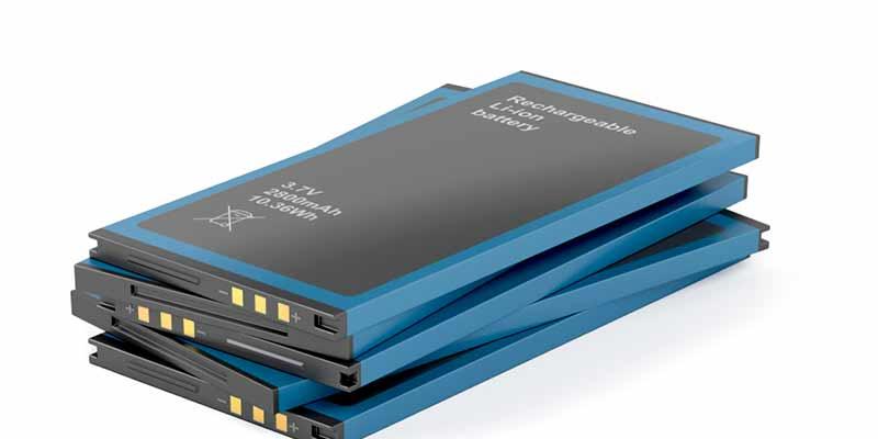 Batería tablets de 3 cables