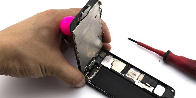 Cómo cambiar la pantalla del Iphone 6