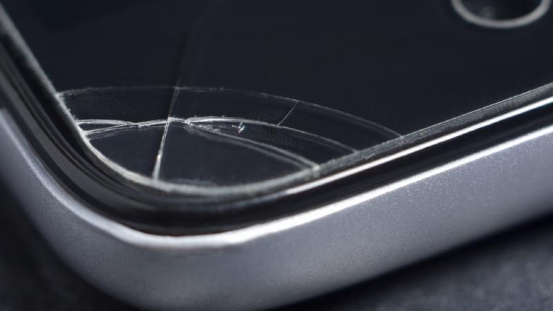 como quitar protector de pantalla de cristal