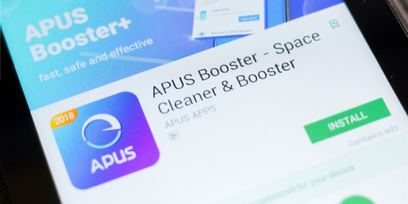 apps optimizar android apus booster