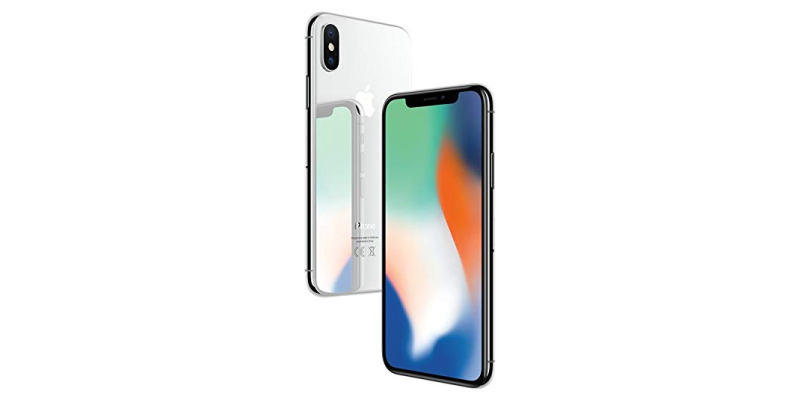 rayas verticales iphone x