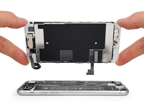 LCD iPhone FOG