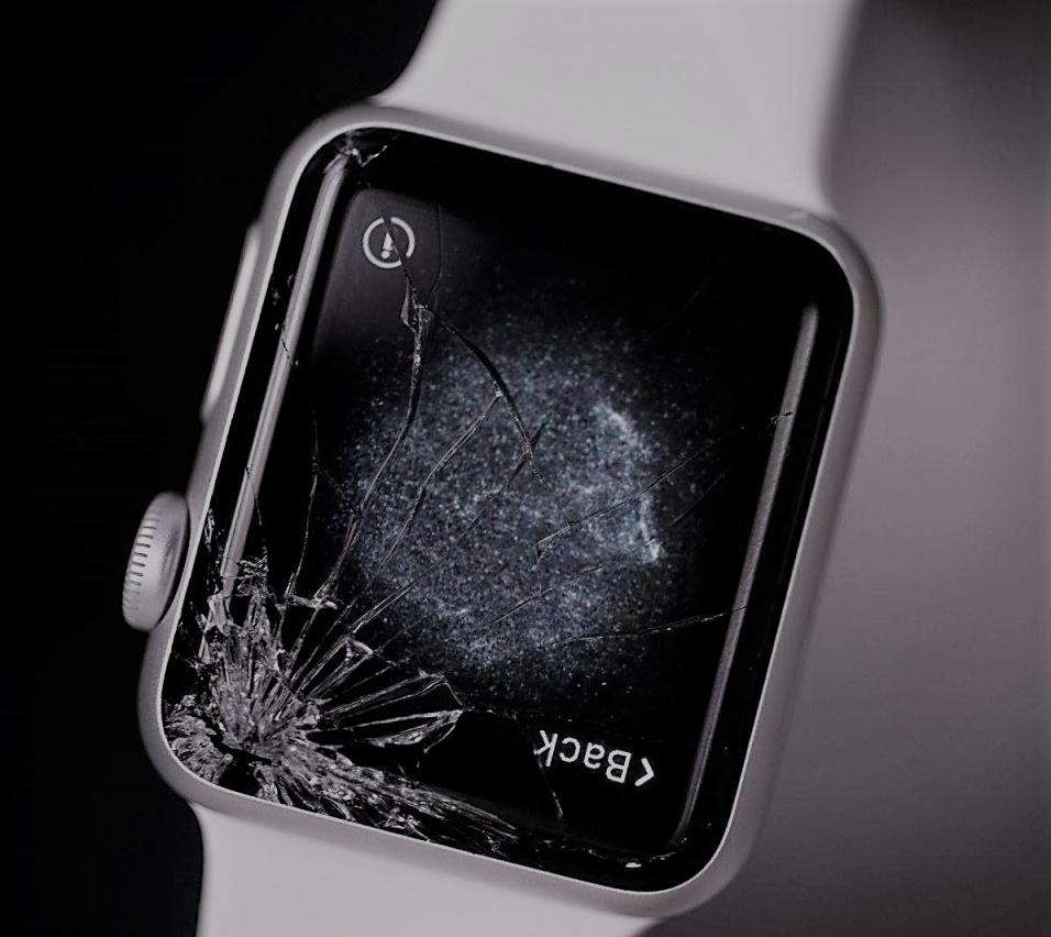 Cristal roto apple watch
