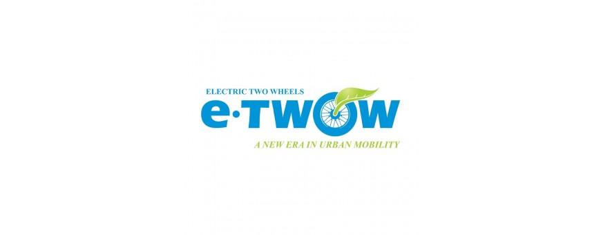 CARGADORES E-TWOW
