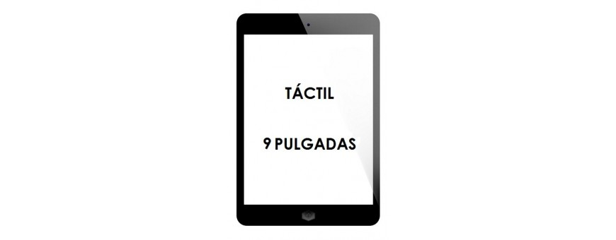 PANTALLAS TACTIL 9 PULGADAS