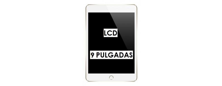 PANTALLAS LCD 9 PULGADAS