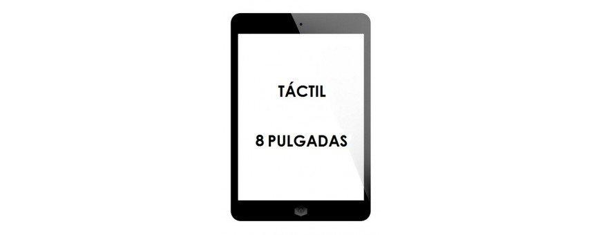 PANTALLAS TACTIL 8 PULGADAS
